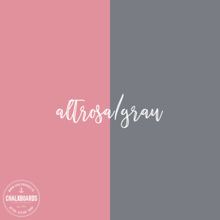 Farben im Detail: altrosa/grau