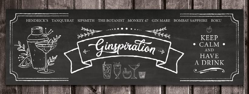 Ginspiration - Chalkboard